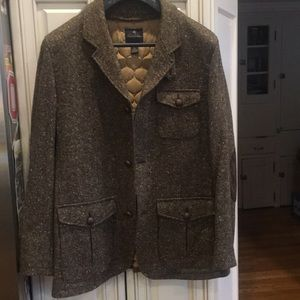 NWOT Brooks Brothers Field Coat XL quilted vest